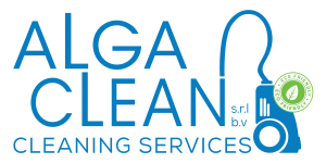 Logo Alga Clean - Cleaning services