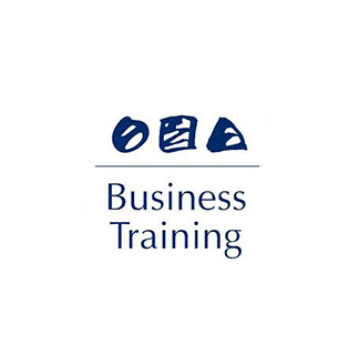 Logo Business Training pour références clients Alga Clean