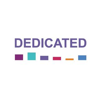 Logo Dedicated pour références clients Alga Clean
