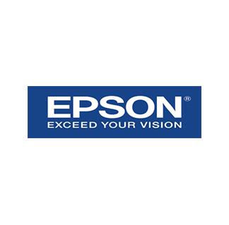 Logo Epson pour références clients Alga Clean