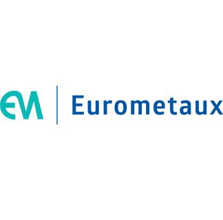 Logo Eurometaux pour références clients Alga Clean