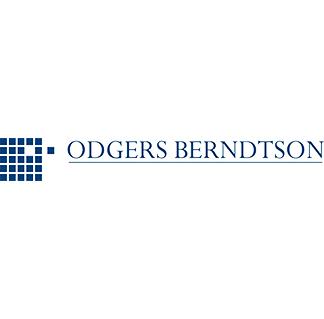 Logo Odgers Berndtson pour références clients Alga Clean