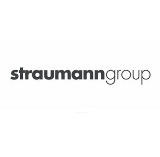 Logo Straumanngroup pour références clients Alga Clean